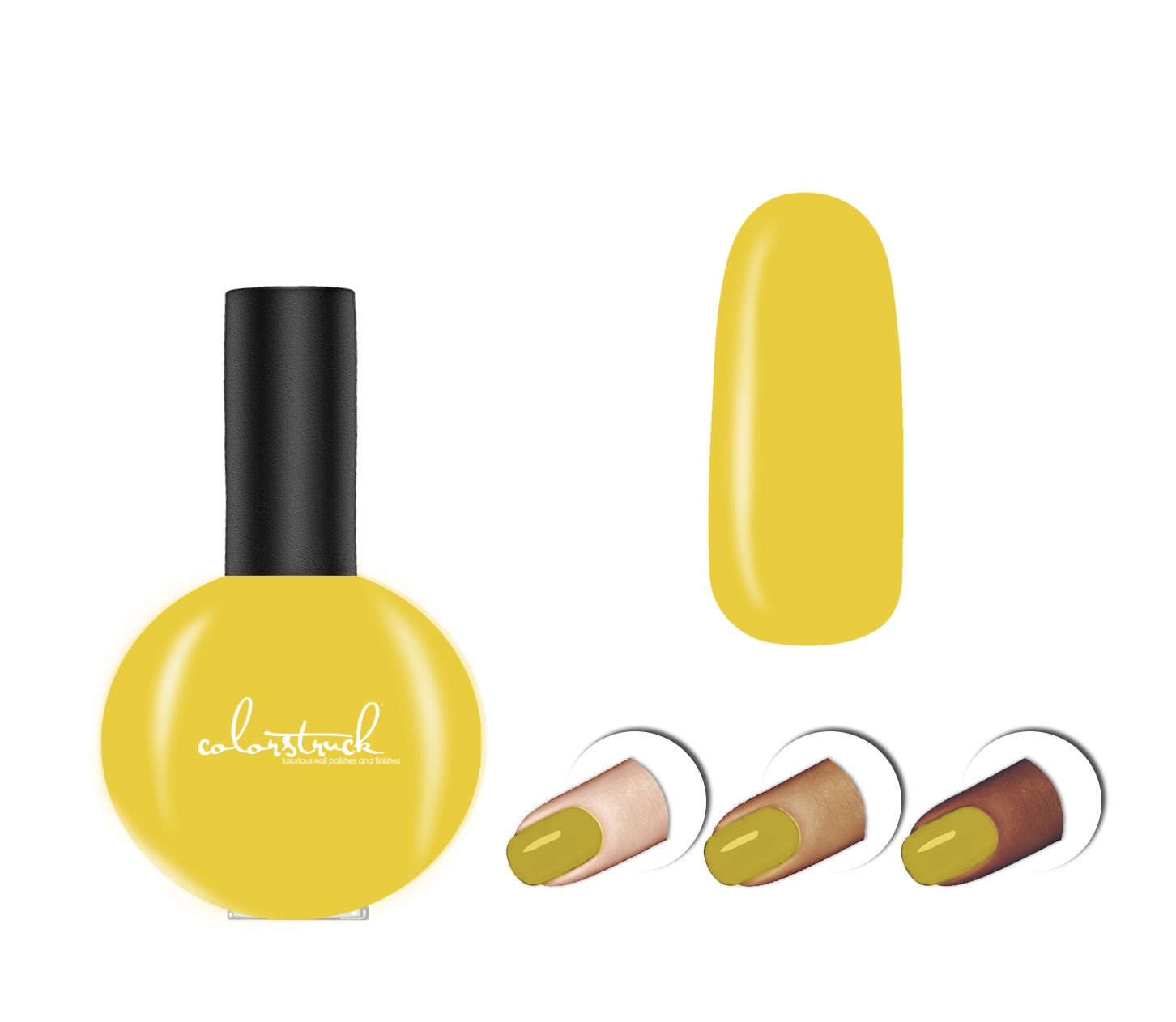 Spicy Must Have Color Nail Polish – color struck